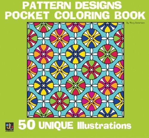 Pattern Designs Pocket Coloring Book