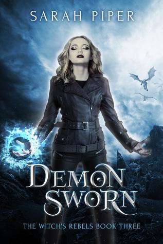 Demon Sworn (The Witch's Rebels, #3)