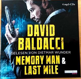 Memory Man & Last Mile (Amos Decker series 1+2)