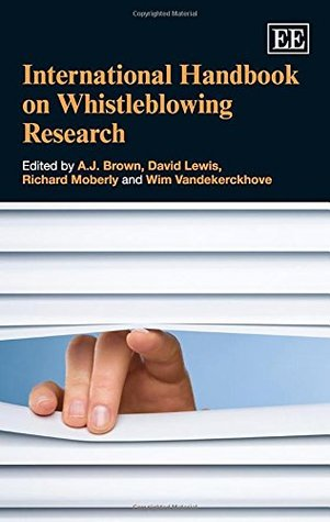 a research on whistleblowing and its effects on governments and companies Today, its members include the ceos of some of the top global corporations, and it funds in-depth research into topics such as the links between profitability and corporate responsibility.