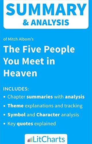 Summary & Analysis of The Five People You Meet in Heaven by Mitch Albom