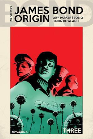 James Bond: Origin #3
