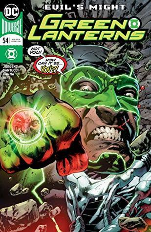 Green Lanterns (2016-) #54