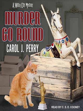 Murder Go Round (Witch City Mystery, #4) (Audiobook)