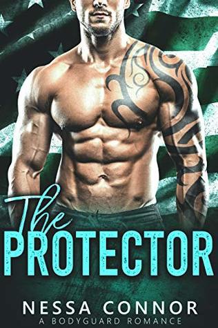 The-Protector-A-Bodyguard-Romance-Nessa-Connor