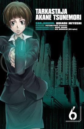 Tarkastaja Akane Tsunemori 6