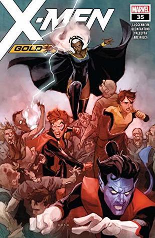 X-Men Gold #35