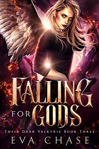 Falling for Gods (Their Dark Valkyrie, #3)
