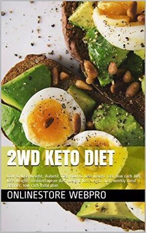 2WD Keto Diet: how to lose weight, diabetic diet, how to lose weight fast, low carb diet, lose weight, mediterranean diet, weight loss, vegan diet, weekly meal planner, low carb meal plan