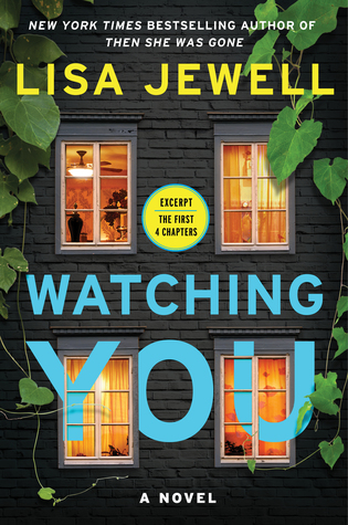 Watching You Excerpt: The First Four Chapters