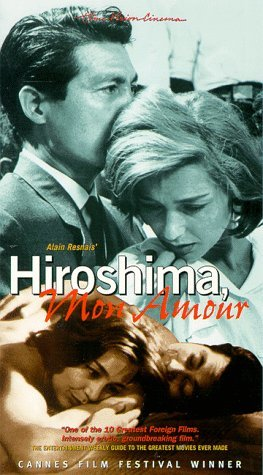 Hiroshima Mon Amour [VHS]