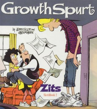 Growth Spurt (Zits Collection Sketchbook)