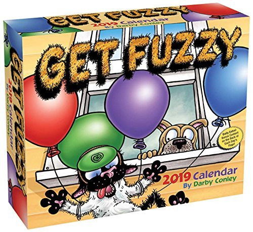 Get Fuzzy 2019 Day-to-Day Calendar
