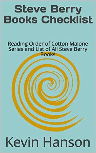 Steve Berry Books Checklist: Reading Order of Cotton Malone Series and List of All Steve Berry Books