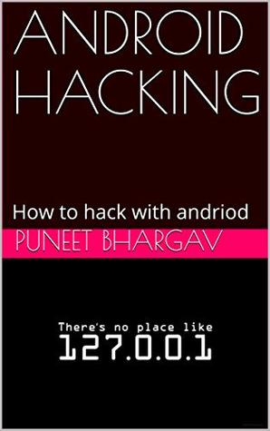 ANDROID HACKING: How to hack with andriod (Part 1)