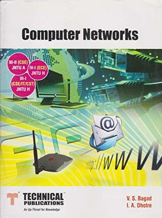 COMPUTER NETWORKS for JNTUH (III Sem-I CSE/IT/CST/ECE 2013 course)