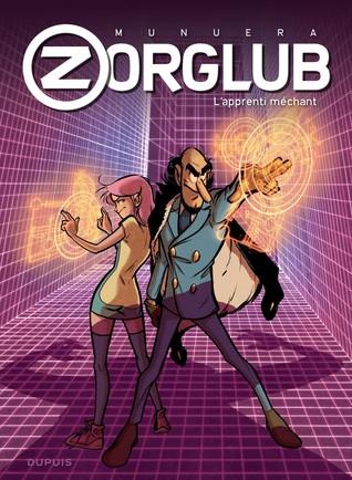 Portada del cómic de ciencia ficción Zorglub 2: El aprendiz de Malo