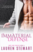 Immaterial Defense by Lauren Stewart