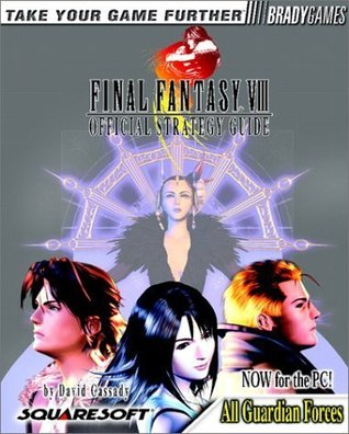 Final Fantasy VIII Official Strategy Guide: Includes Final Fantasy Tattoos