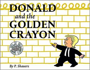 Donald and the Golden Crayon