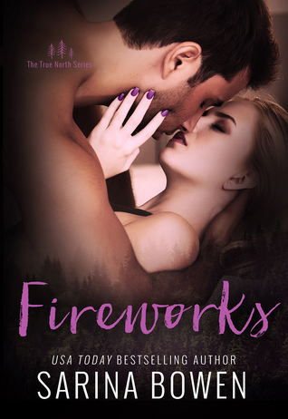 {Cover Reveal} Fireworks by Sarina Bowen (omg yay!)