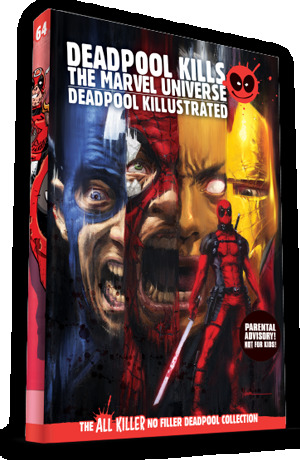 Deadpool Kills The Marvel Universe Deadpool Killustrated By Cullen Bunn