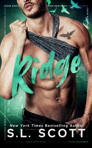 Ridge (The Crow Brothers, #4)