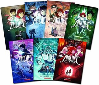 Amulet Graphic Novels 1-7