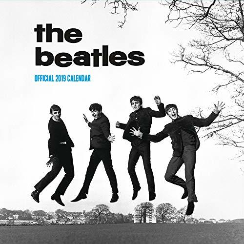 The Beatles Official 2019 Calendar - Square Wall Calendar Format