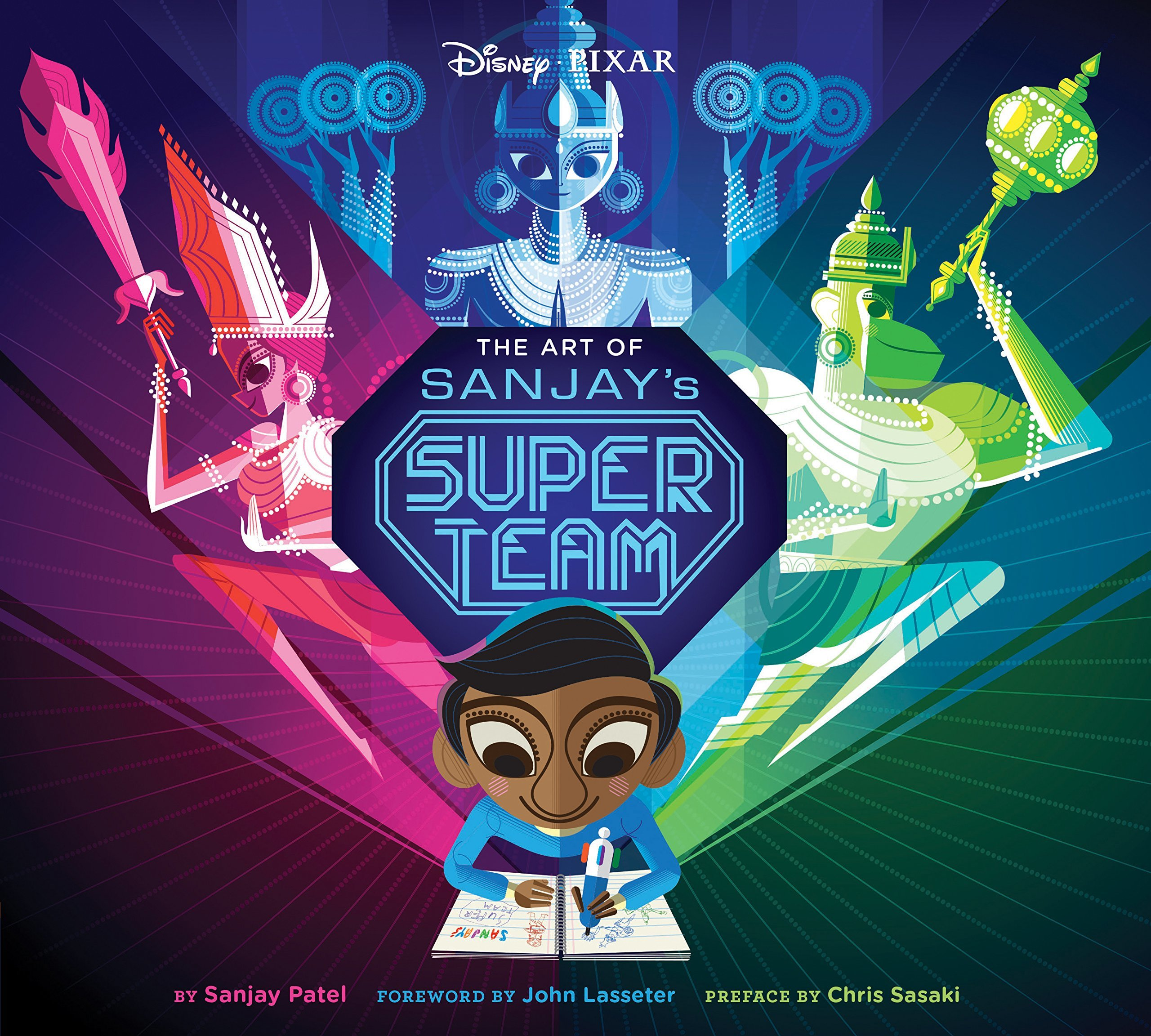The Art of Sanjay's Super Team