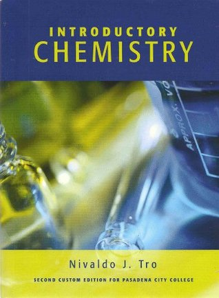 Introductory Chemistry (2nd Custom Edition for Pasadena City College)