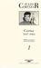 Cartas : 1937-1963
