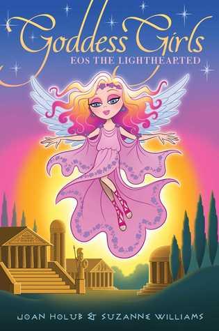 Eos the Lighthearted (Goddess Girls #24)