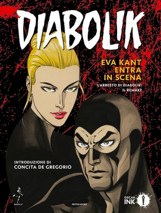 Eva Kant entra in scena. L'arresto di Diabolik: il remake