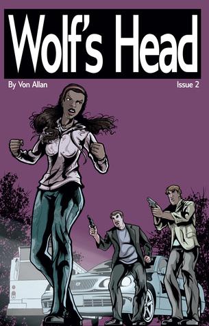 Wolf's Head by Von Allan