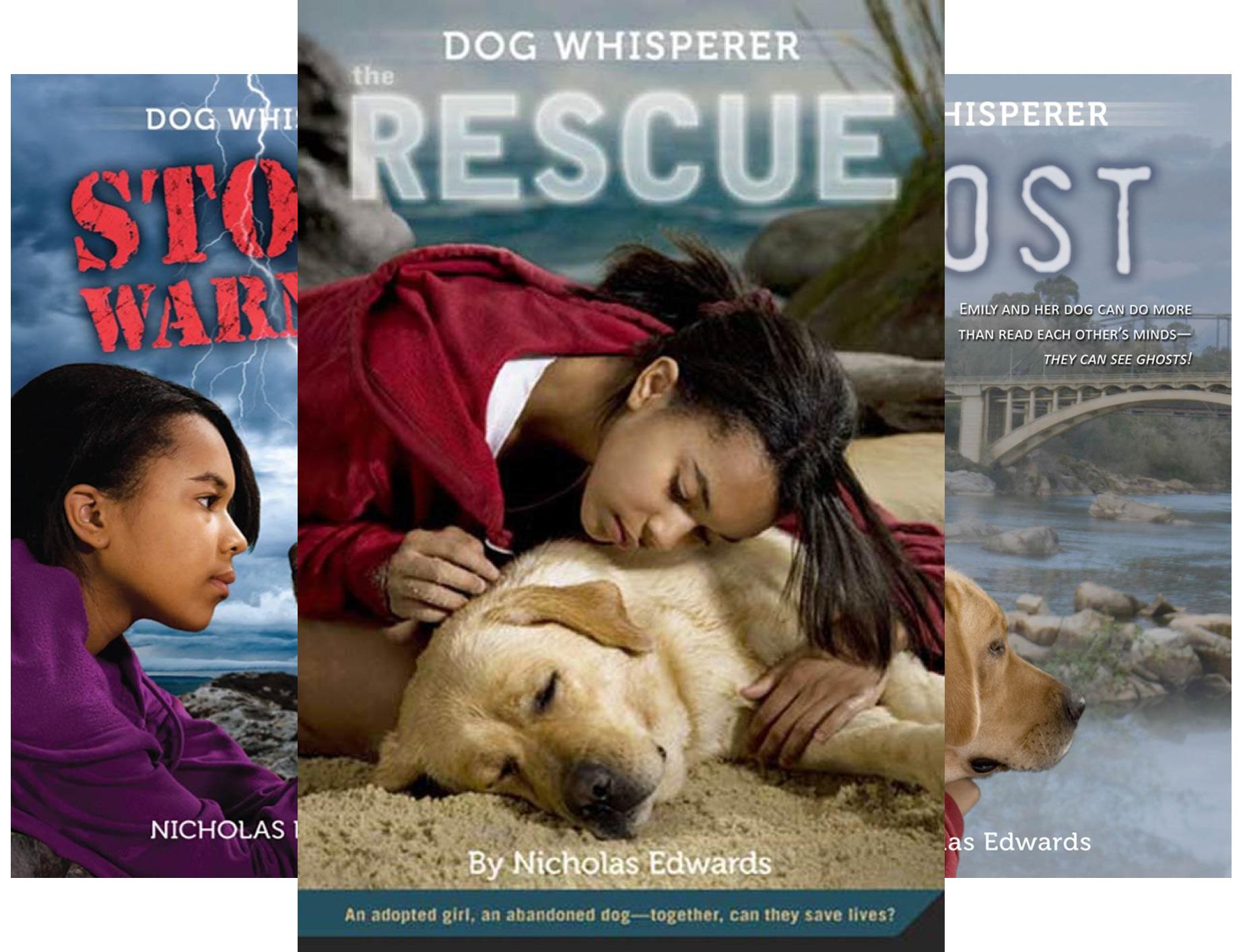 Dog Whisperer Series (3 Book Series)