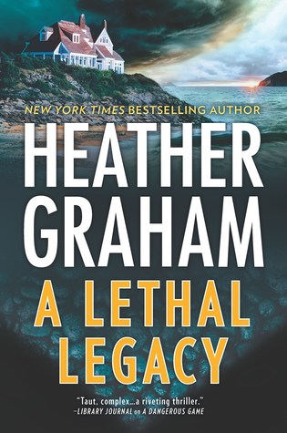 A Lethal Legacy (New York Confidential, #4)