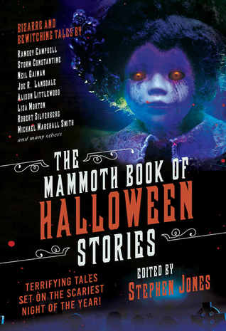 The Mammoth Book of Halloween Stories by Stephen Jones