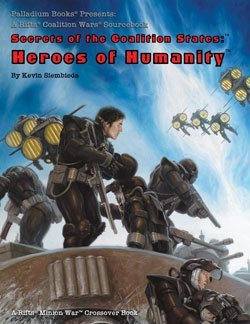 Secrets of the Coalition States: Heroes of Humanity