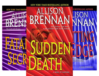 FBI Trilogy (3 Book Series)