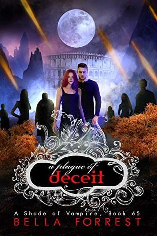 A Plague of Deceit (A Shade of Vampire #65)
