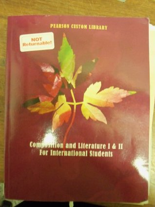 Composition Literature I & II For International Students