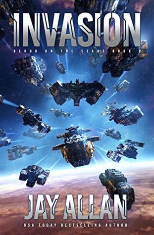 Invasion (Blood on the Stars #9)