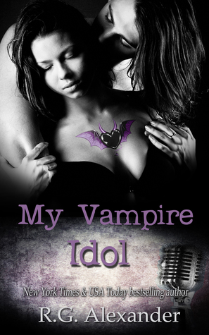 My Vampire Idol (Shifting Reality #3)