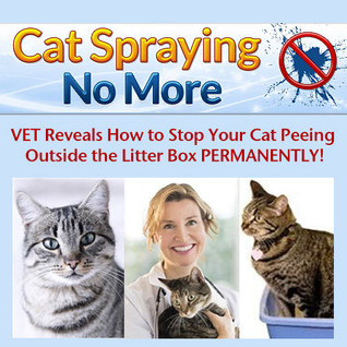 Cat Spraying No More - The Easy Cat Potty Training