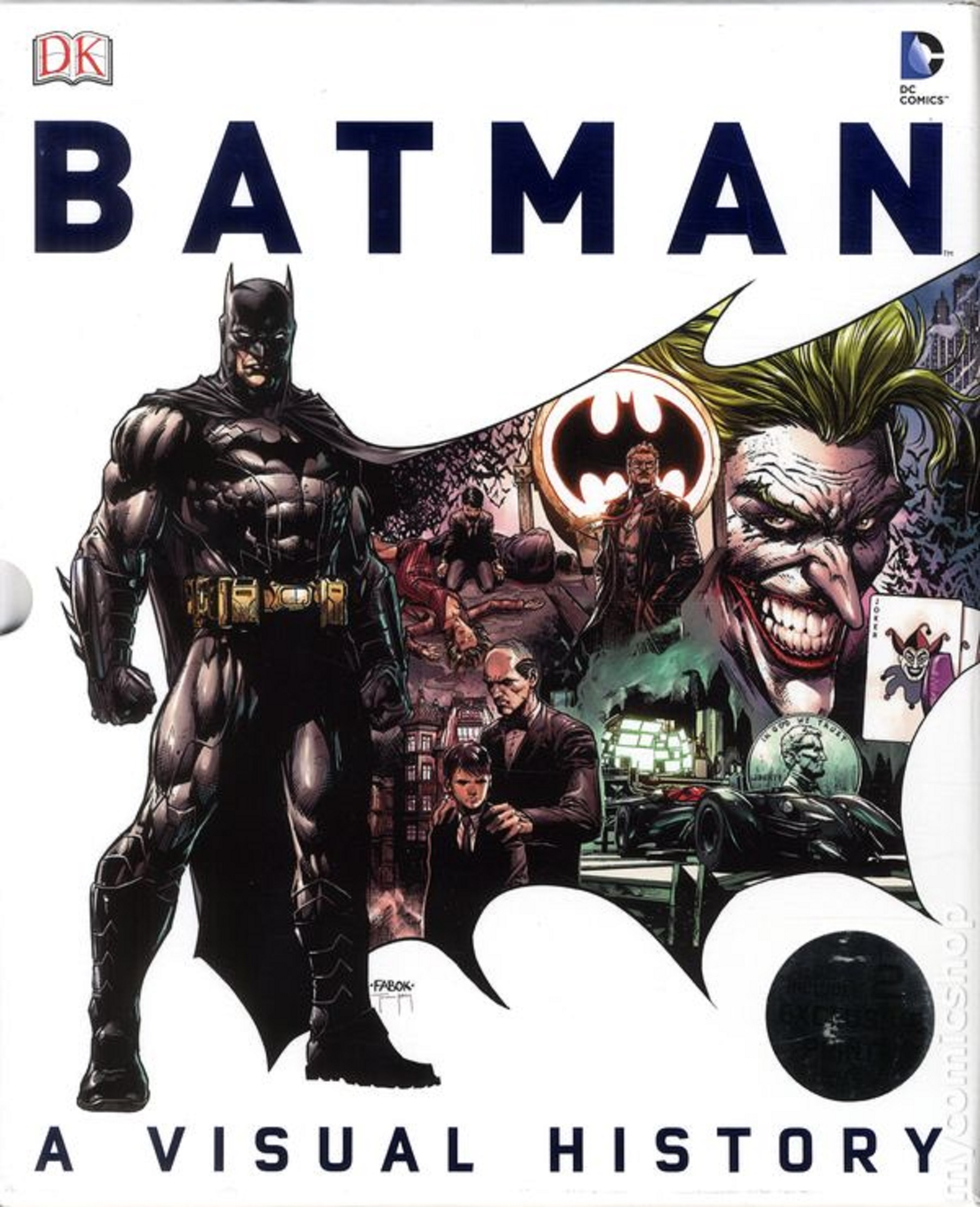 Batman: A Visual History