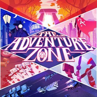 The Adventure Zone: Dust