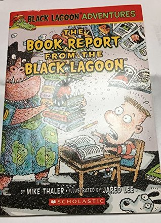 Book Sets Guided Reading Classroom Set (4) : The Book Report From the Black Lagoon (Children Chapter Books for Grade 2 - 3)