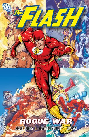 Ebook The Flash, Vol. 8: Rogue War by Geoff Johns DOC!