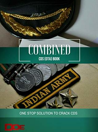 Combined CDS (OTA) Book [ For CDS (OTA) exams conducted by UPSC ]